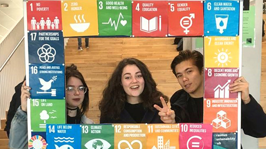 10 projects to engage students on the Sustainable Development Goals