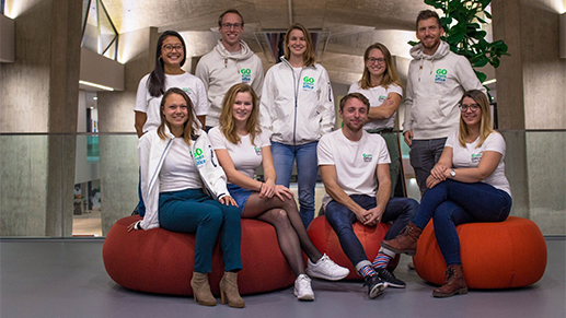 Green Office TU Eindhoven - Team Photo