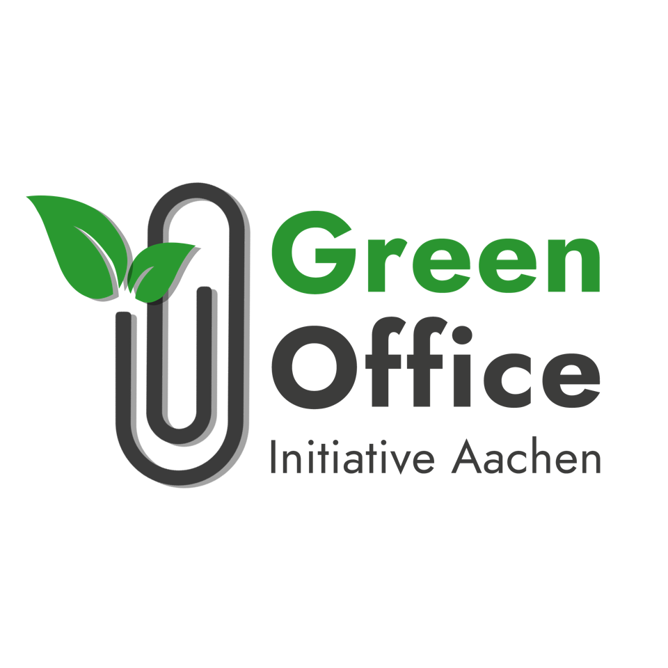 Green Office Initiative Aachen Logo