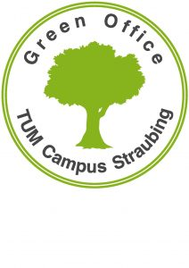 Green Office TUM Campus Straubing Logo