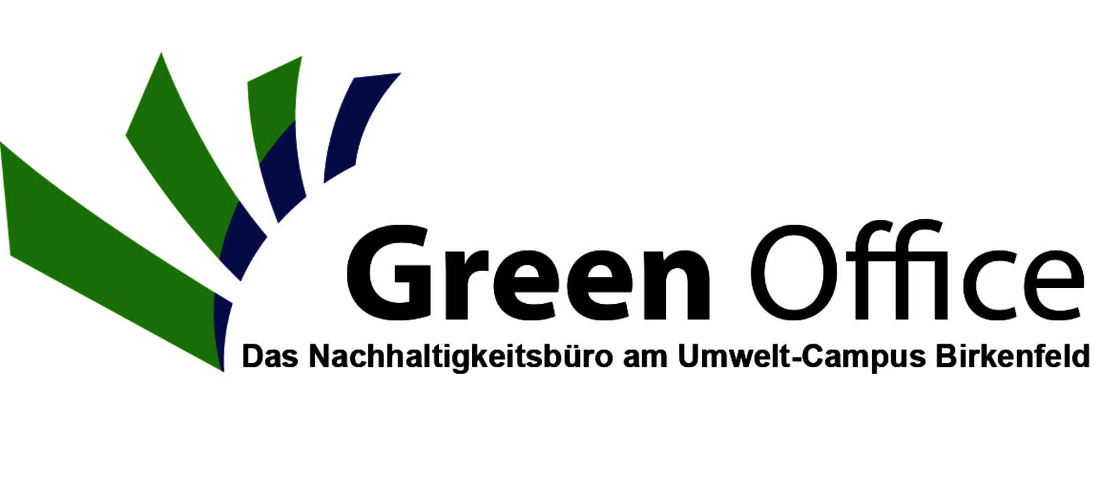 Green Office Umweltcampus Birkenfeld Logo