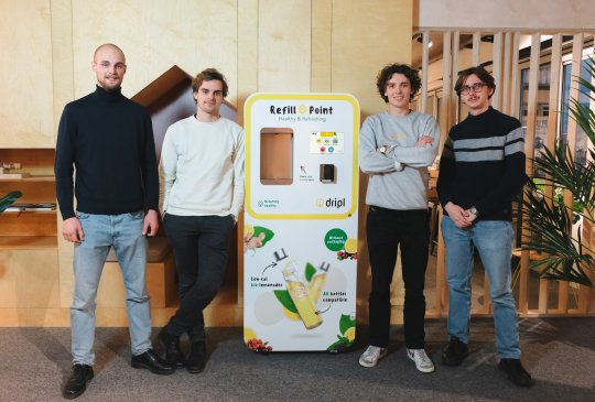 Circular Economy Projects - Team Dripl